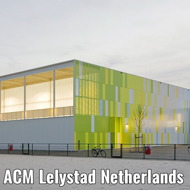 ACM Lelystad the Netherlands a