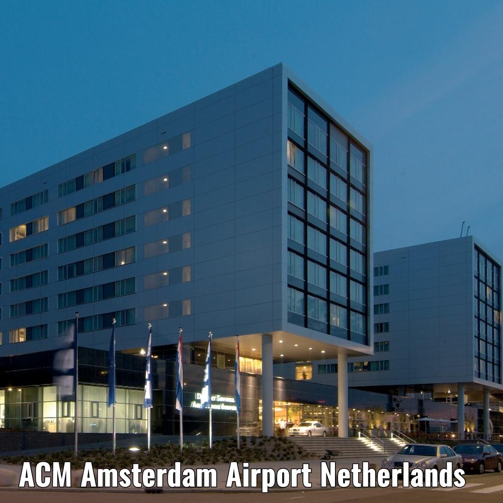 ACM Schiphol The Netherlands a