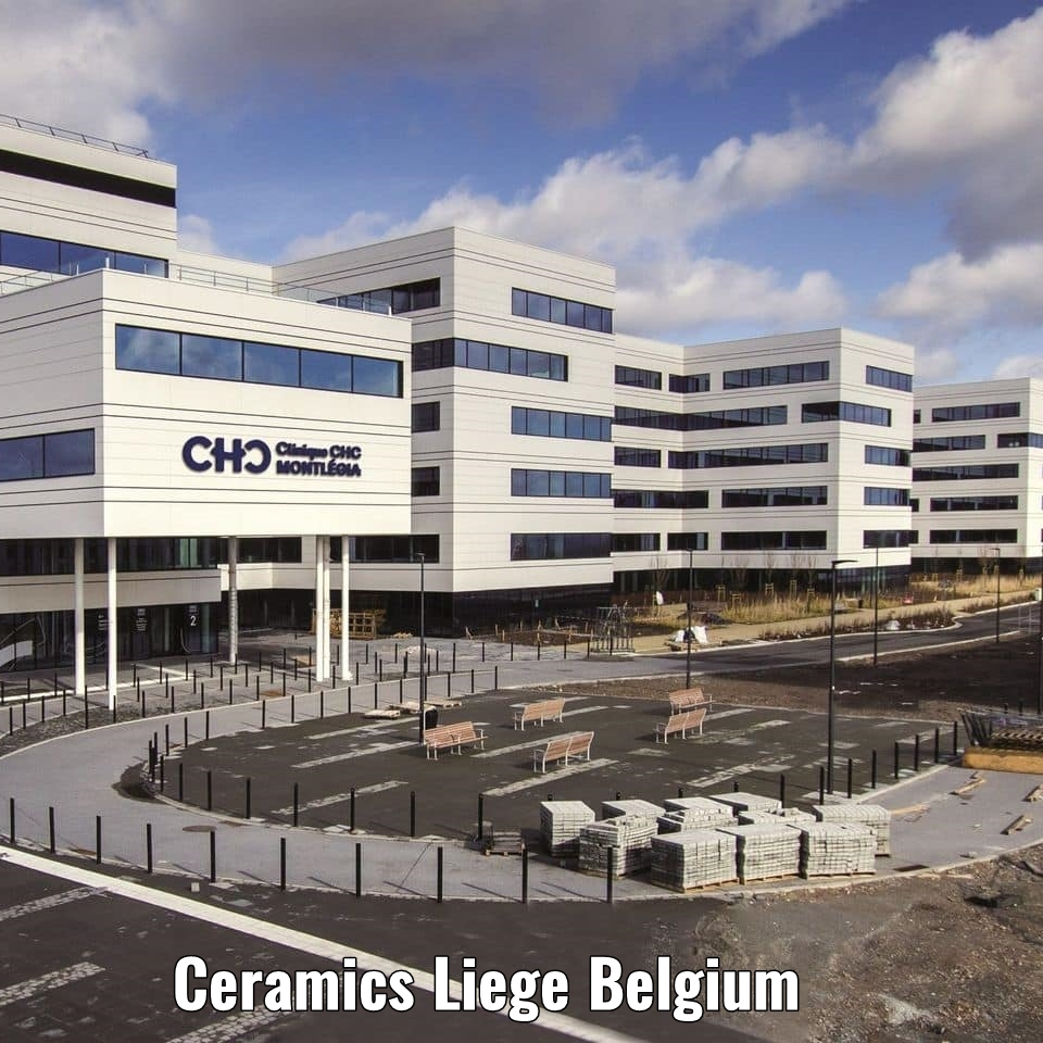 Ceramics Liege Belgium a