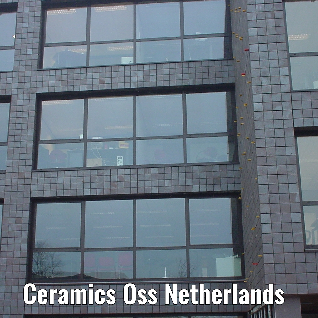 Ceramics Oss the Netherlands a
