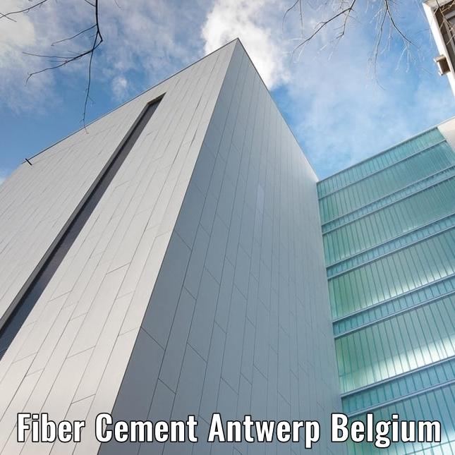 Fiber Cement Board Antwerpen Belgium a