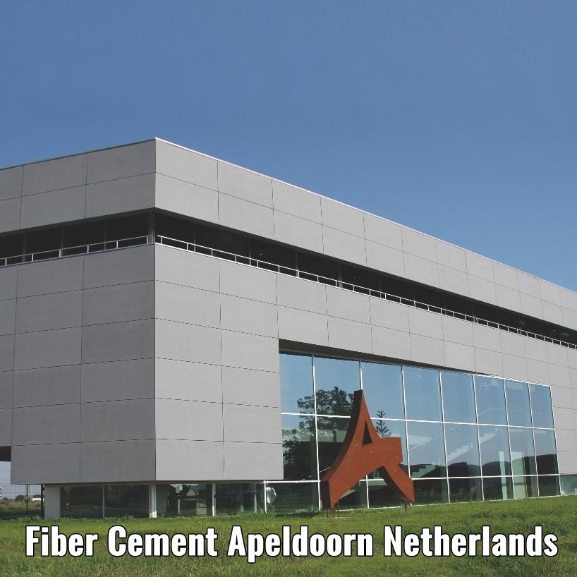 Fiber Cement Board Apeldoorn the Netherlands a