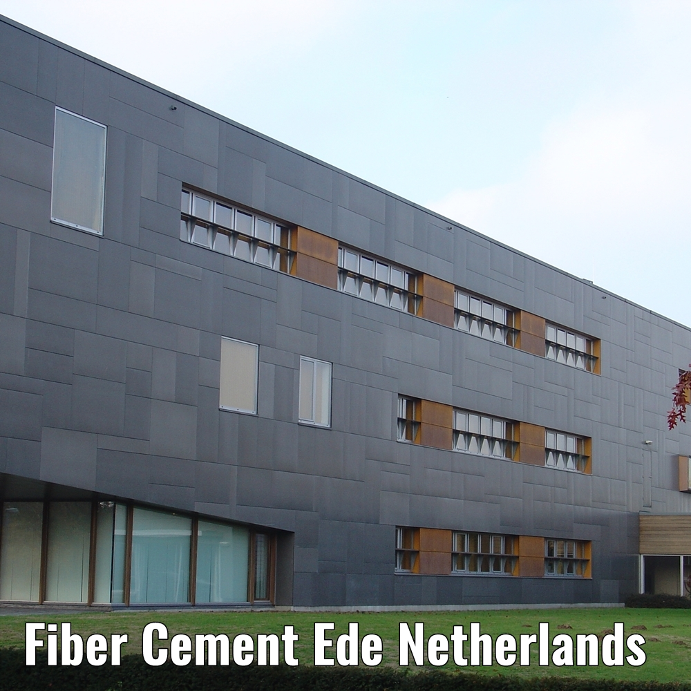 Fiber Cement Board Ede the Netherlands aaa