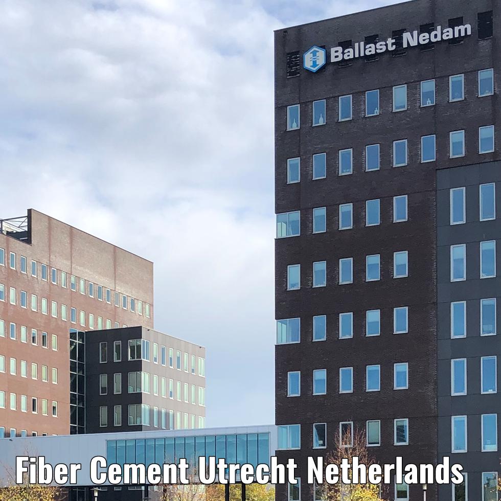Fiber Cement Board Utrecht the Netherlands aaa
