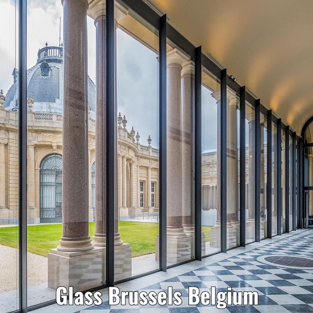 Glass Brussels Belgium a