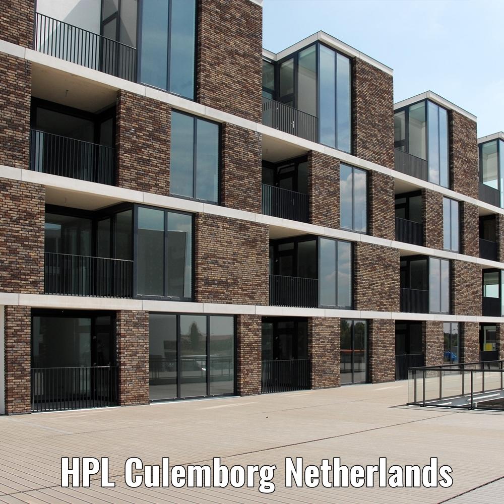 HPL Culemborg the Netherlands aa