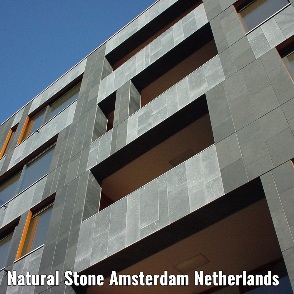 Natural Stone Amsterdam the Netherlands 5a