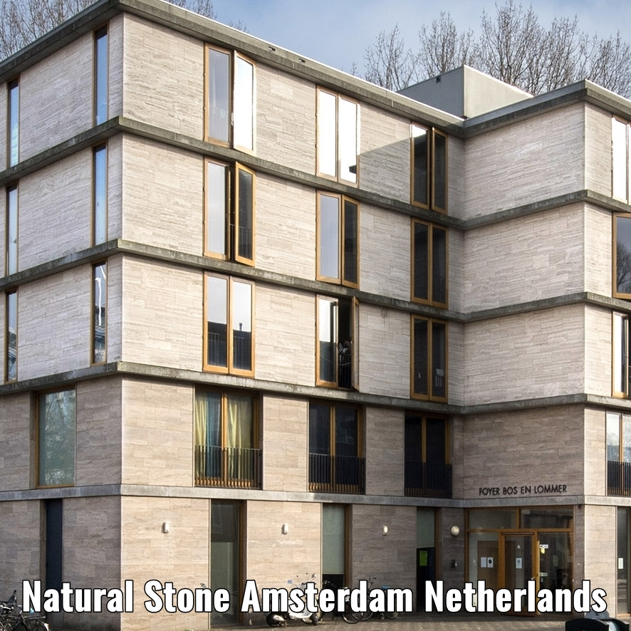 Natural Stone Amsterdam the Netherlands aa