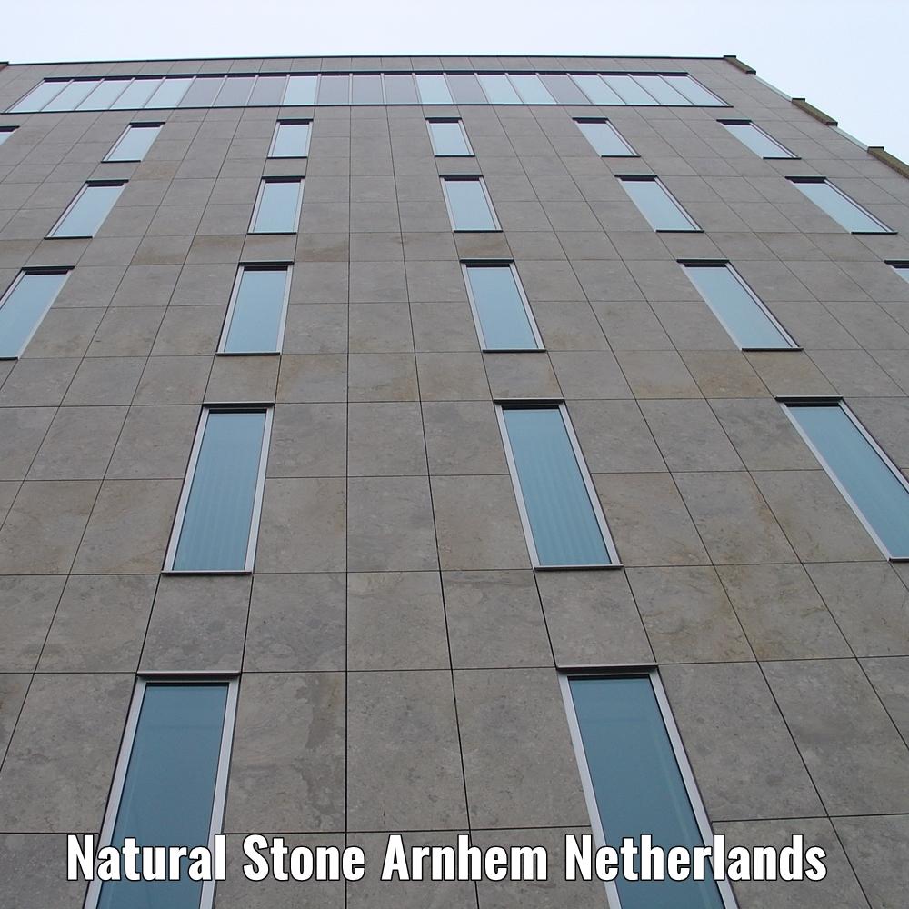 Natural Stone Arnhem the Netherlands a