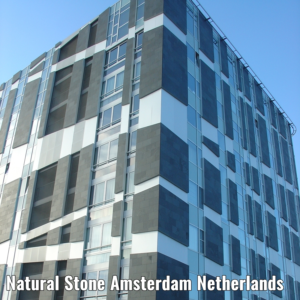 Natural Stone Asterdam the Netherlands a