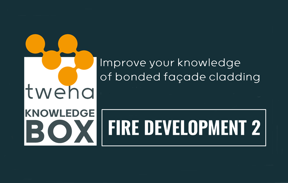 Development Of Fire In A Ventilated Cladding Part 2