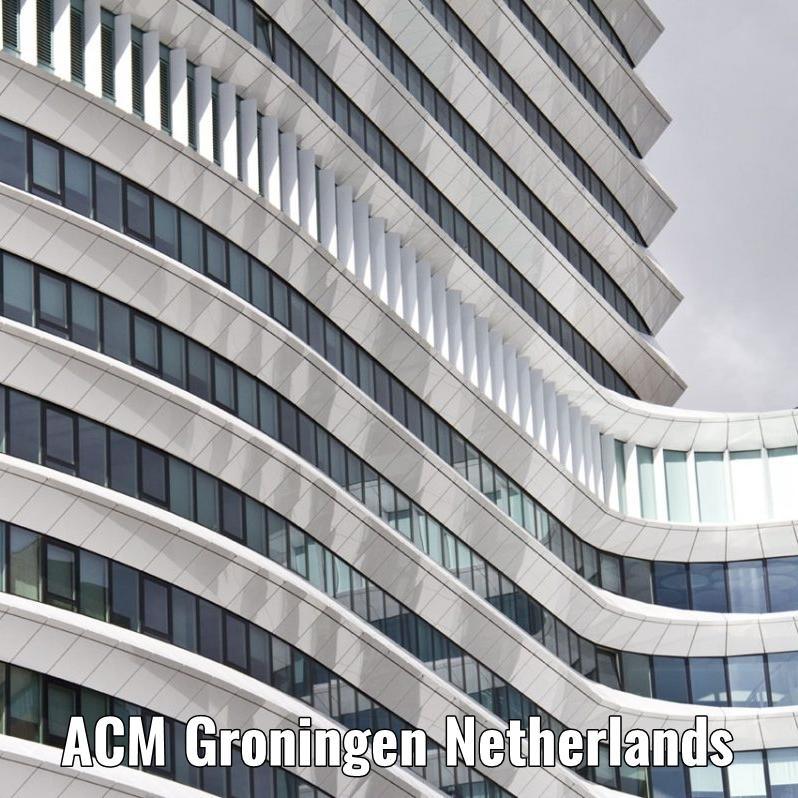 acm groningen the netherlands a