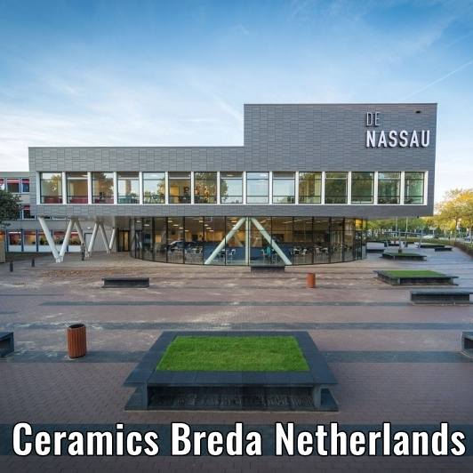 ceramics breda the netherlands a
