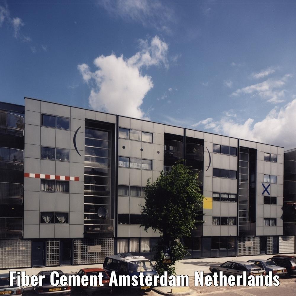 fiber cement board amsterdam the netherlands aa