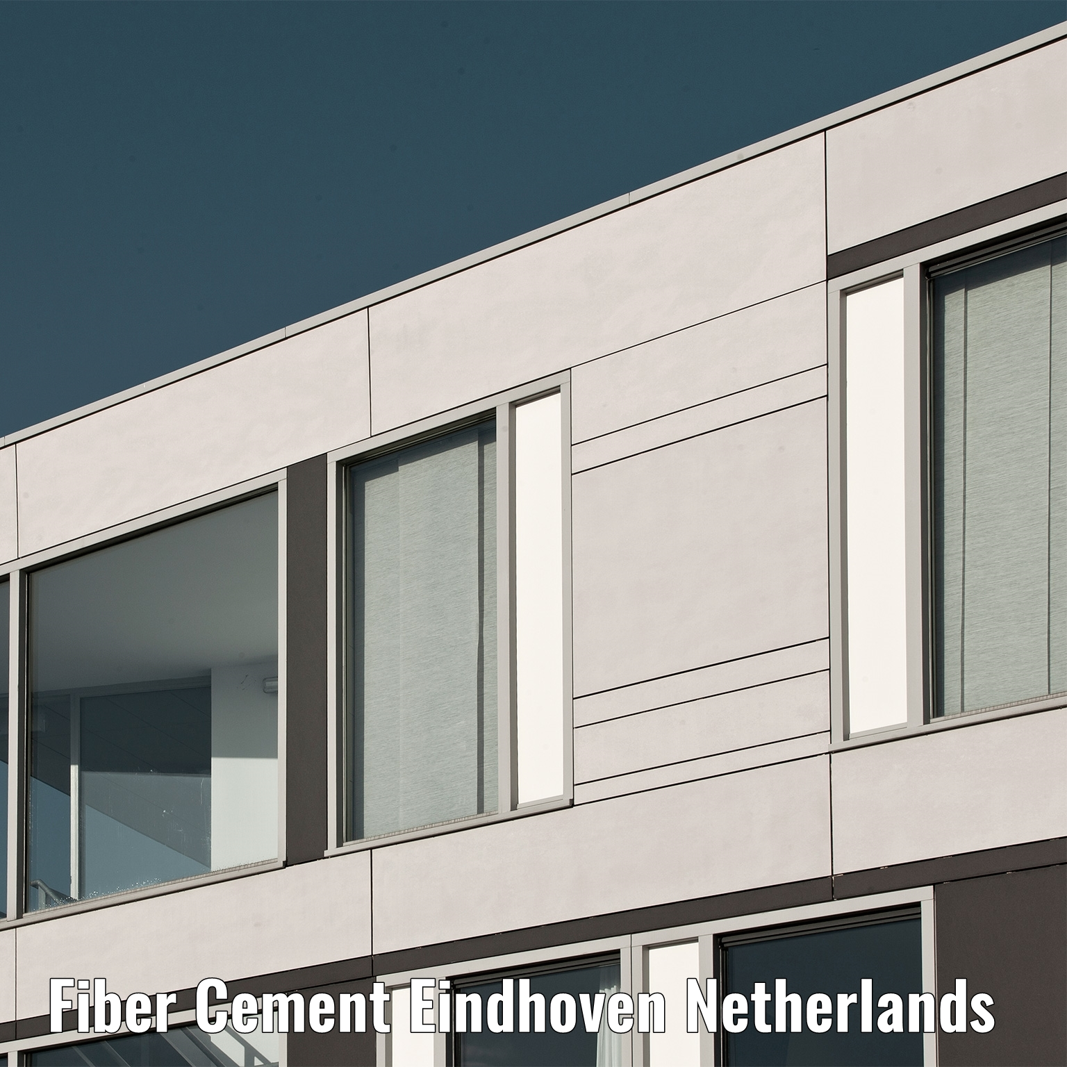 fiber cement board eindhoven the netherlands a