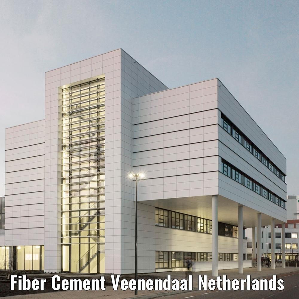fiber cement board veenendaal the netherlands aa