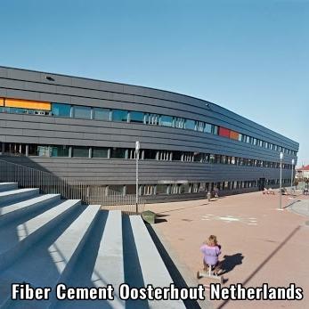 fiberc cement board oosterhout the netherlands aa