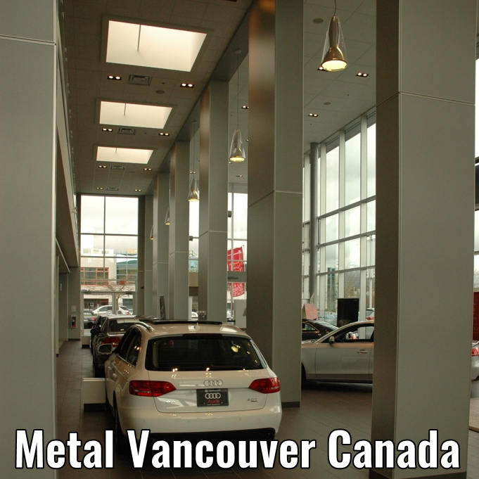 metal vanvouver canada